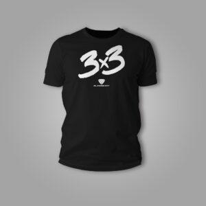 Black 3x3