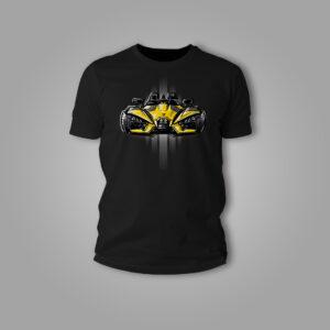 black yellow sling